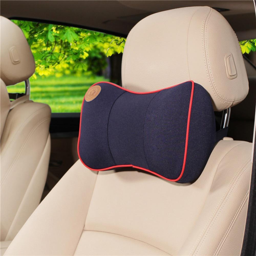 подушки на подголовник кресла автомобиля