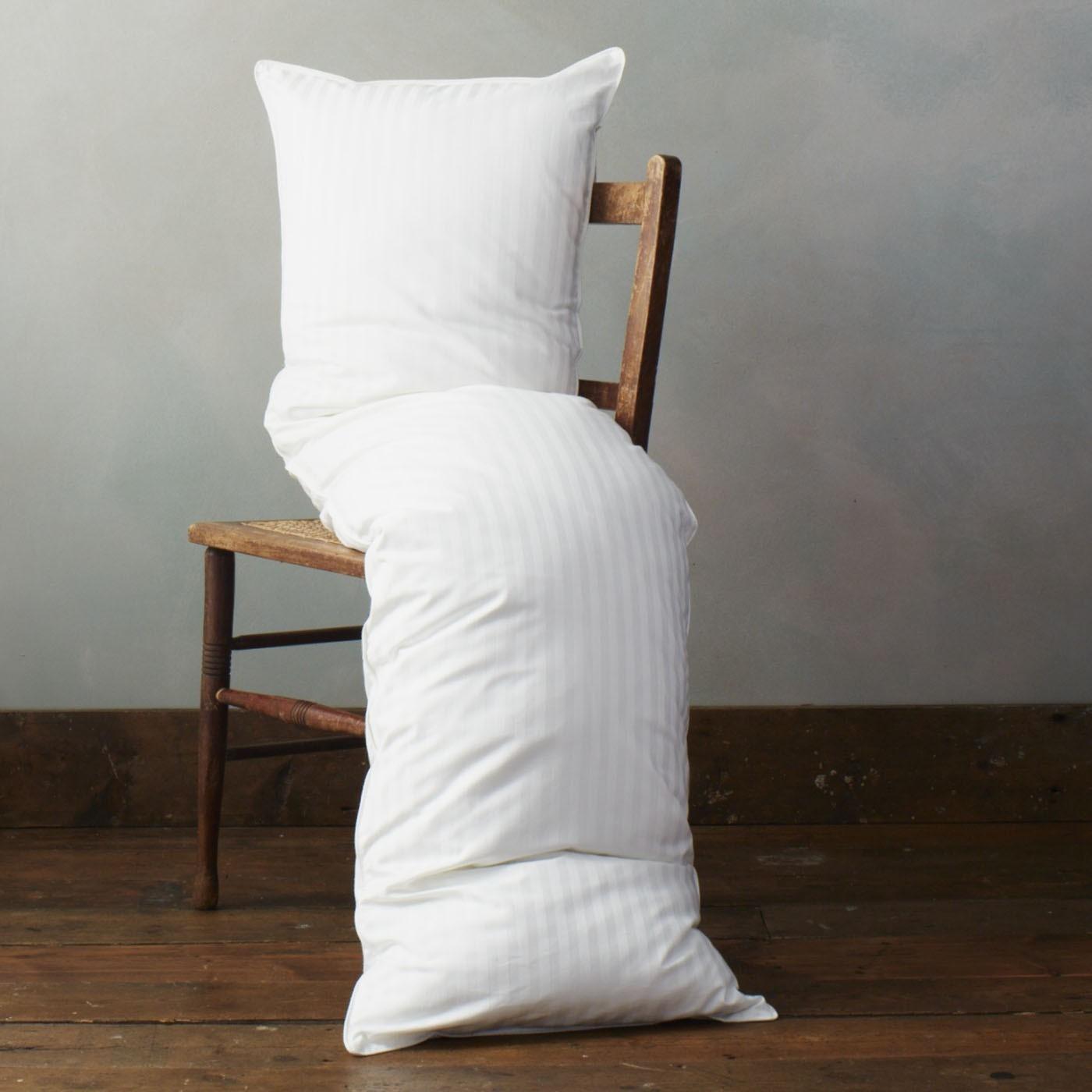 как ухаживать за подушкой