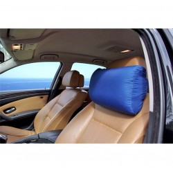 "Подушка ""Auto-Travel"" (Memory Foam)  Люкс в авто на подголовник"