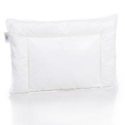 """Подушка для новорожденного с гусиным пухом """"Наше счастье"""""""