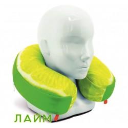 Подушка Лайм Travel-Memory Foam (с эффектом памяти)