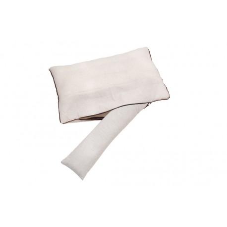 Подушка Бьюти с валиком