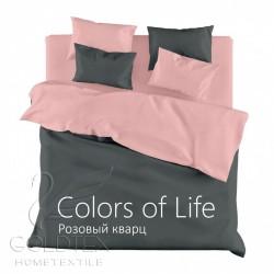 """Комплект постельного белья """"Розовый кварц"""""""