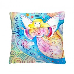 Декоративная подушка Новый год 062 Нордтекс, 40х40