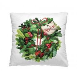Декоративная подушка Новый год 063 Нордтекс, 40х40