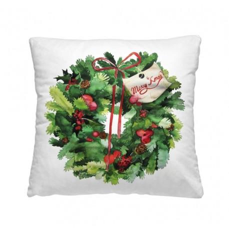 Декоративная подушка-думка Новый год 063 Нордтекс