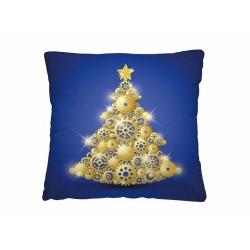 Декоративная подушка Новый год 067 Нордтекс, 40х40