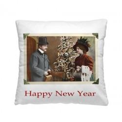 Декоративная подушка Новый год 068 Нордтекс, 40х40