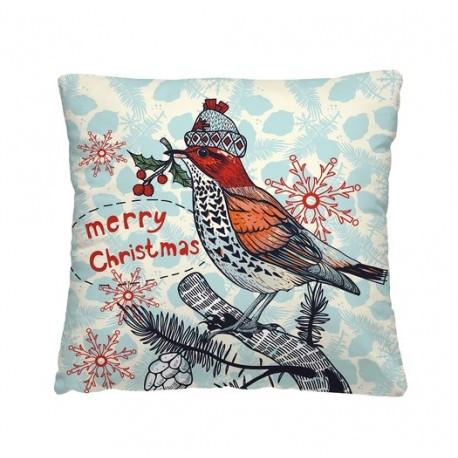 Декоративная подушка-думка Новый год 071 Нордтекс