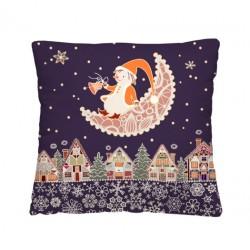 Декоративная подушка Новый год 072 Нордтекс, 40х40