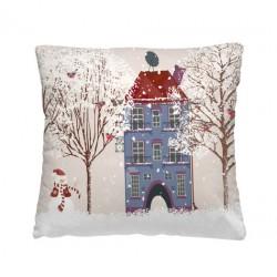 Декоративная подушка Новый год 075 Нордтекс, 40х40