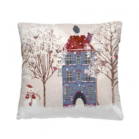 Декоративная подушка-думка Новый год 075 Нордтекс