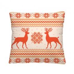 Декоративная подушка Новый год 078 Нордтекс, 40х40