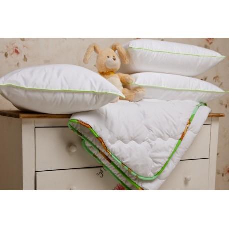 Подушка Бамбуковый Медвежонок средняя с бамбуковым волокном