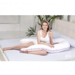 Подушка для беременных U Премиум Легкие сны