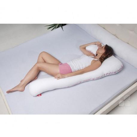 Подушка Премиум 7 Легкие сны с микроволокном