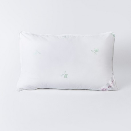 Подушка Aloe Vera (пропитка чехла) ТМ Экотекс