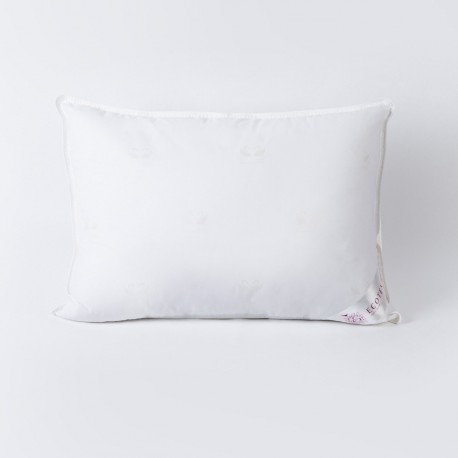 Подушка Лебяжий пух Premium Экотекс