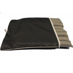 """Подушка на стул из гречихи с отверстием в центре """"Гемо-Комфорт Офис"""""""
