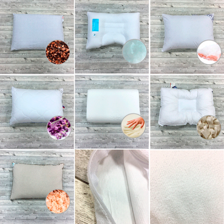 Комплект подушек Премиум для меню подушек в отель