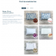 Комплект подушек Стандарт для меню подушек в отель
