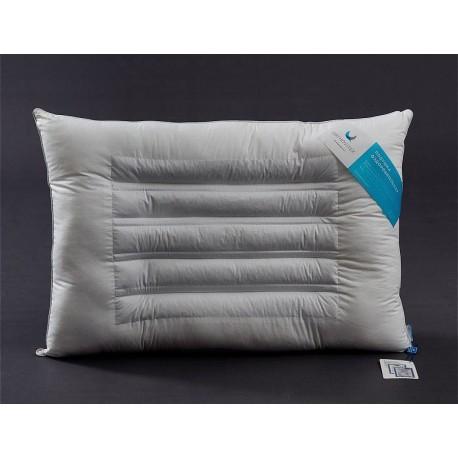 Ортопедическая подушка с лузгой гречихи, цветами лаванды и магнитными лентами Therapeutic MIXE Максимум здорового сна