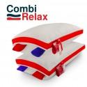 """Подушка """"Combi-Relax"""" с валиками из лузги гречихи Espera"""