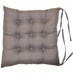 Мягкое сиденье Комфорт серая Smart Textile
