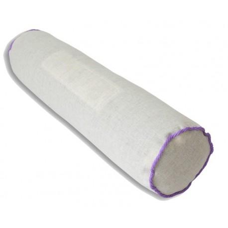 Валик Притяжение с лузгой, лавандой и магнитами Smart Textile