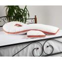 Подушка для тела Comfort U натуральный Латекс Espera (цилиндры)