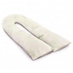 Наволочка Bamboo Lux (бамбук) на подушку Comfort U