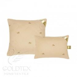 """Подушка """"Golden Camel"""" с верблюжьей шерстью"""